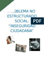 Inseguridad Ciudadana SSM