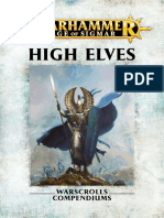 Warhammer Aos High Elves Es