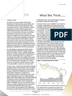 Marquest Canadian Fixed Income Fund - What We Think (Q2 2015) - Lorica Investment Counsel Inc