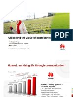 3 Huawei Unlocking the Value of Interconnection