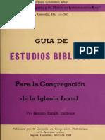 Guia de Estudios Para La Mision de La Iglesia Latina