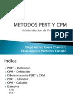 Métodos PERT-CPM