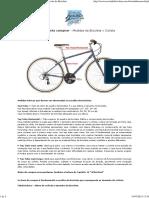 Que Bicicleta Comprar - Medidas Da Bicicleta - Escola de Bicicleta