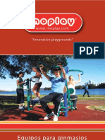 Catalogo Equipo Para Gimnasios Exteriores Inoplay
