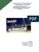 Trabajo de San Francisco