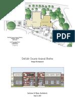 DeKalb County Animal Shelter as prepared by Jackson & Ryan Architects