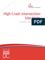 DDOT High Crash Intersection Report