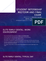 dental internship