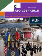 Anuário 2014-2015 do CEID