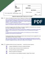Examen Sept2004 Corrige