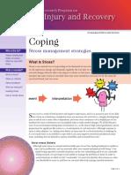 Coping Stress Management English 1