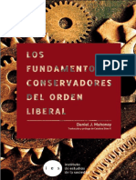Los Fundamentos Conservadores d - Daniel J. Mahoney