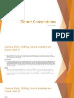 genre conventions