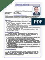 Dr. Ahmed Farghali C.V