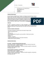 curriculum filipe pt