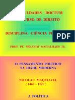 Curso de Ciência Política
