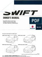 suzuki swift handbook