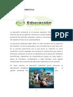 Educación-ambiental