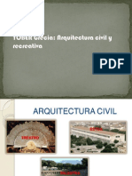 Grecia Arquitectura Civil y Recreativa