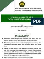 Infrastruktur Energi Baru Terbarukan