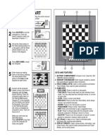 Saitek Kasparov Atlas Chess Manual