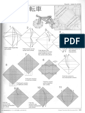 TM_0900] Advanced Origami Diagrams | 396x298