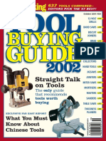 Popular Woodworking 124 Oct 2001