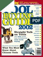 Popular Woodworking 124 Oct 2001