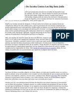 No Utilices Un Palo De Escoba Contra Los Big Data Jedis