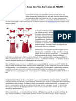 Lenceria Sensual & Ropa Erótica En línea AL MEJOR PRECIO.