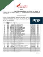 234 1 Result Notice Written Test