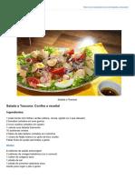 Horadoalmoco.com-Salada a Toscana