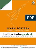 Fortran Tutorial (1)