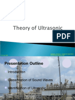 Theory of Ultrasonic-syuhada