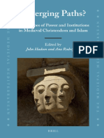 Diverging Paths:the Shapes of Power and Institutions in Medieval Christendom and Islam