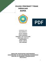 Epidemiologi - Asma