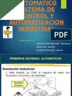 Control Automático y Automatización