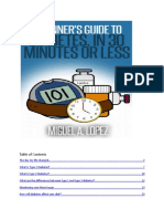 Diabetes Ebook