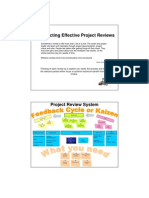 Effective Project Review