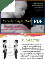 Caracterologia Oral