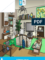 Bild Wortschatz Wohnzimmer