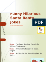 Funny Hilarious Santa Banta Jokes