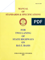 IRC SP 73 2007 Manual of standards & specifications for two laning of state highways on BOT basis.pdf