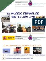 Modelo Proteccíon Civil