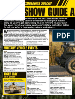 UK 2016 Militaria fairs, Tank Shows Reenactment, Military Collections and museums
