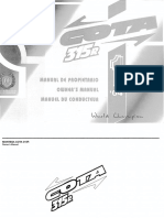 Manual Montesa 315R 04