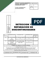 MCP-POG.ap-003 Deteccion y Reparacion Discontinuidades