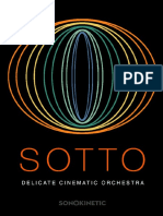 Sotto Reference Manual