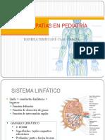 Adenopatías en Pediatría