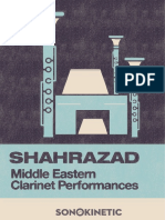 Shahrazad Reference Manual